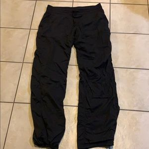 Lululemon lined pants